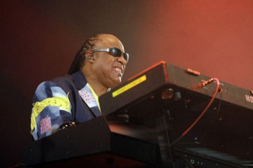 Superstition, Stevie Wonder tocando Honner Clavinet D6