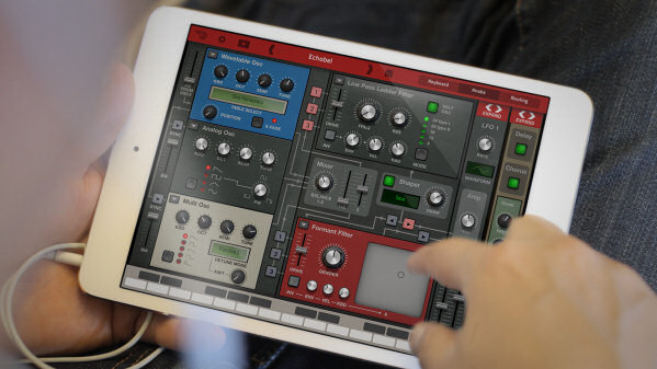 Sintetizador Propellerhead Thor for iPad
