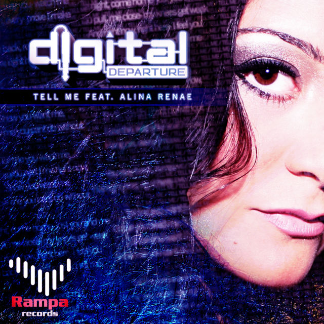 Portada de Tell Me Ft. Alina Renae, de Rampa (Beating Records)