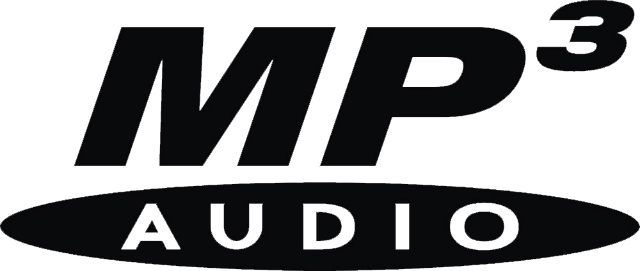 Logo MP3 audio