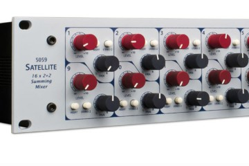 Sumador analógico Rupert Neve Designs Satellite 5059
