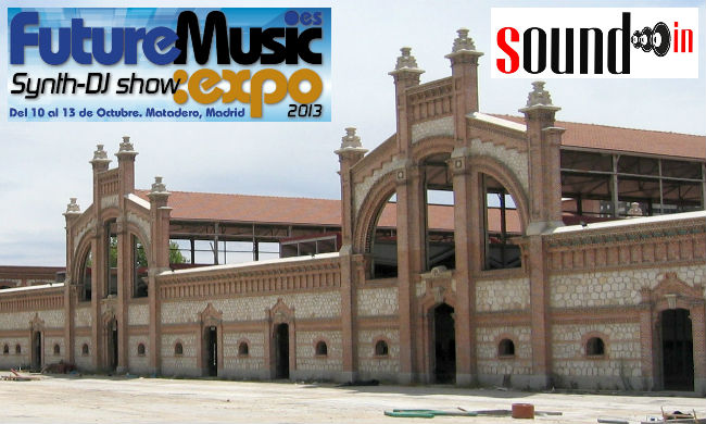 FutureMusic :expo en Sound-In - Estampa (Matadero-Madrid)