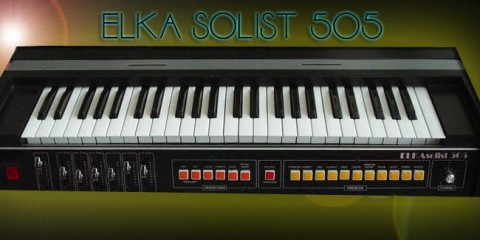 Synth Magic emula al clásico monosinte solista Elka Solist 500