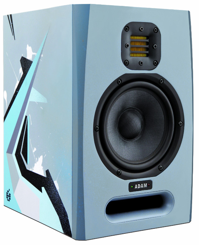ADAM Audio F7 custom: unos monitores exclusivos para una ocasión especial