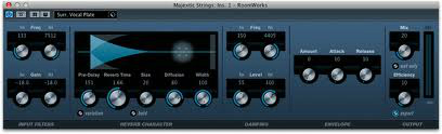 Cubase Roomworks