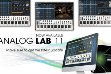 Arturia Analog Lab 1.1, ya disponible